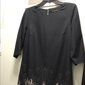 Banana Republic Mini shift dress, size 8P